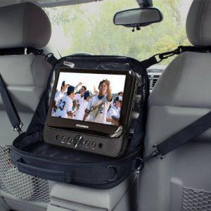 housse lecteur dvd voiture