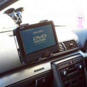 ventouse lecteur dvd voiture