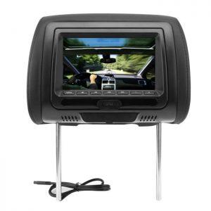 lecteur DVD voiture appuie-tête