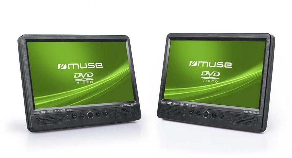 lecteur dvd muse M-1095 CVB
