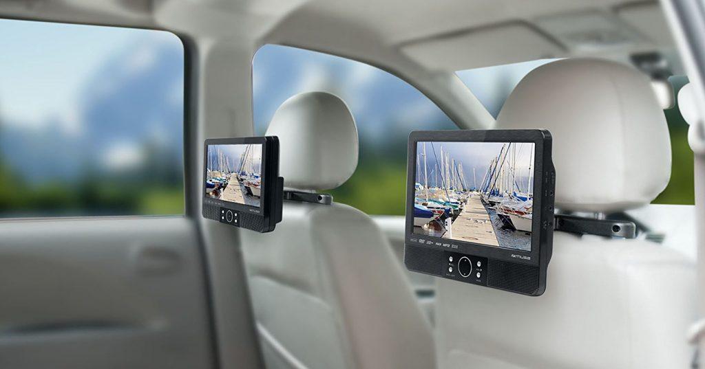 lecteur dvd voiture Muse M-990 CVB