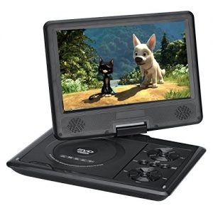 lecteur dvd C90823 High Tech Place 9 pouces